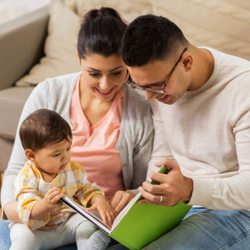 Reading Habits for your Child