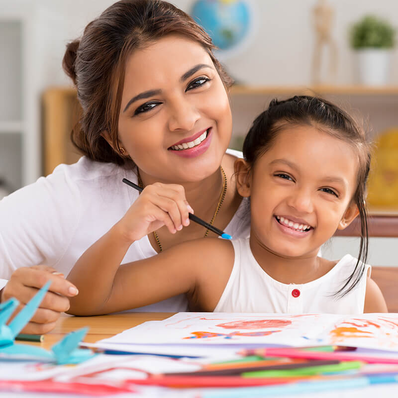 Mom and Kid activities